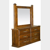 Jamaica Dressing Table 1