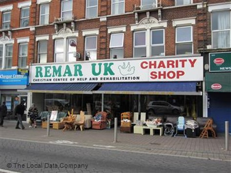 Remar charity shops for Furniture charity shops